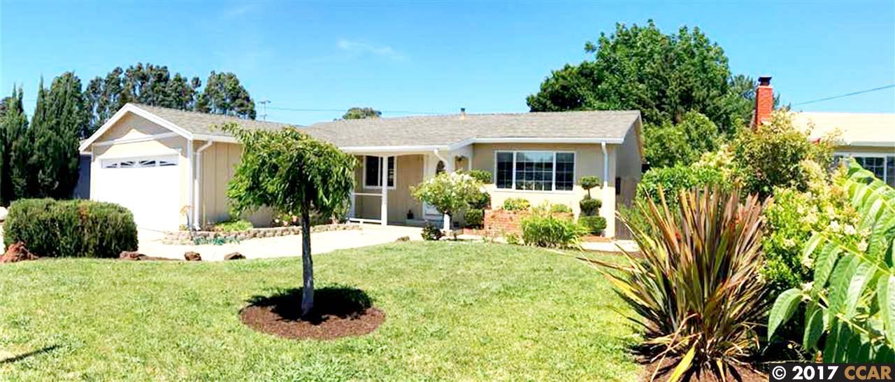 Einfamilienhaus für Verkauf beim 126 O'rourke Drive San Pablo, Kalifornien 94806 Vereinigte Staaten