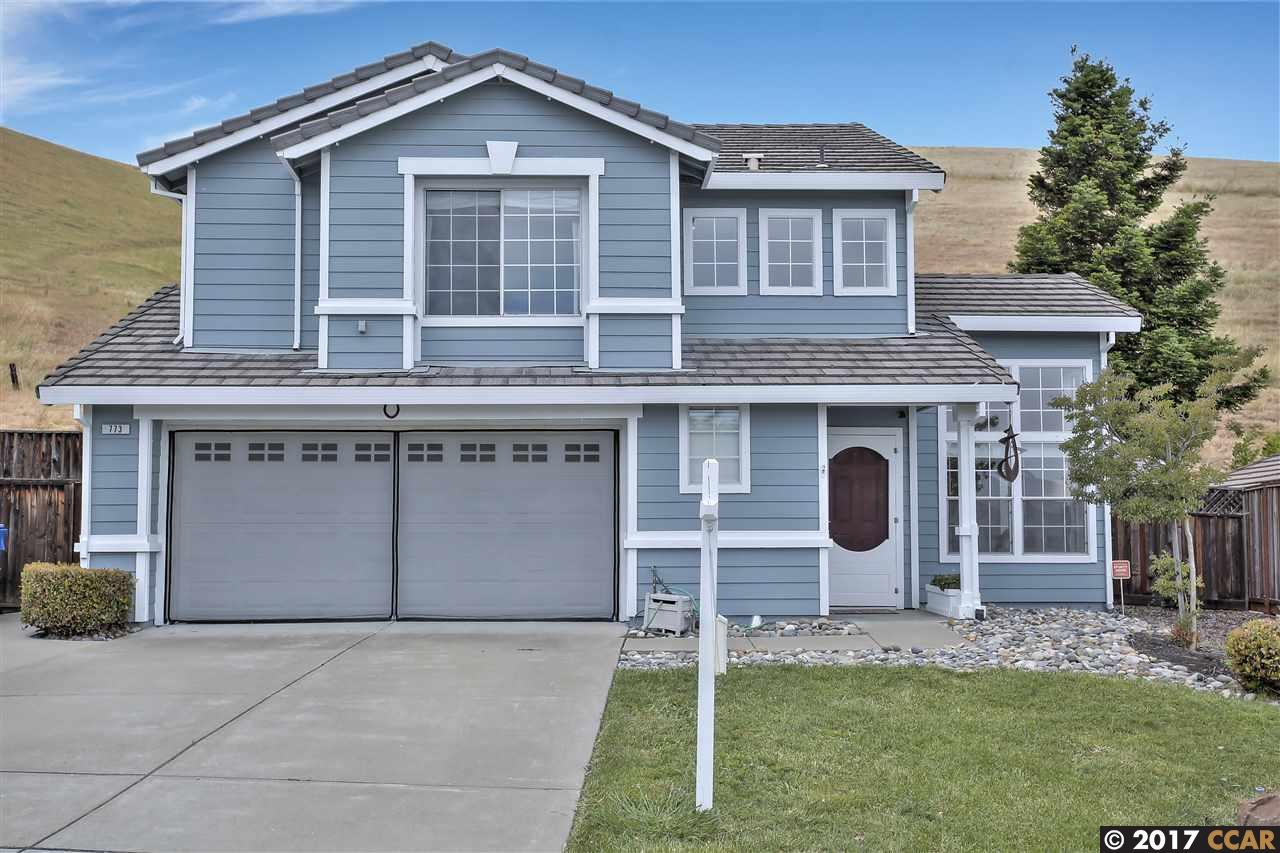 Single Family Home for Sale at 773 Caskey Street Bay Point, California 94565 United States
