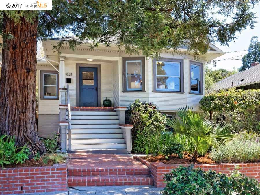 1621 JOSEPHINE STREET, BERKELEY, CA 94703