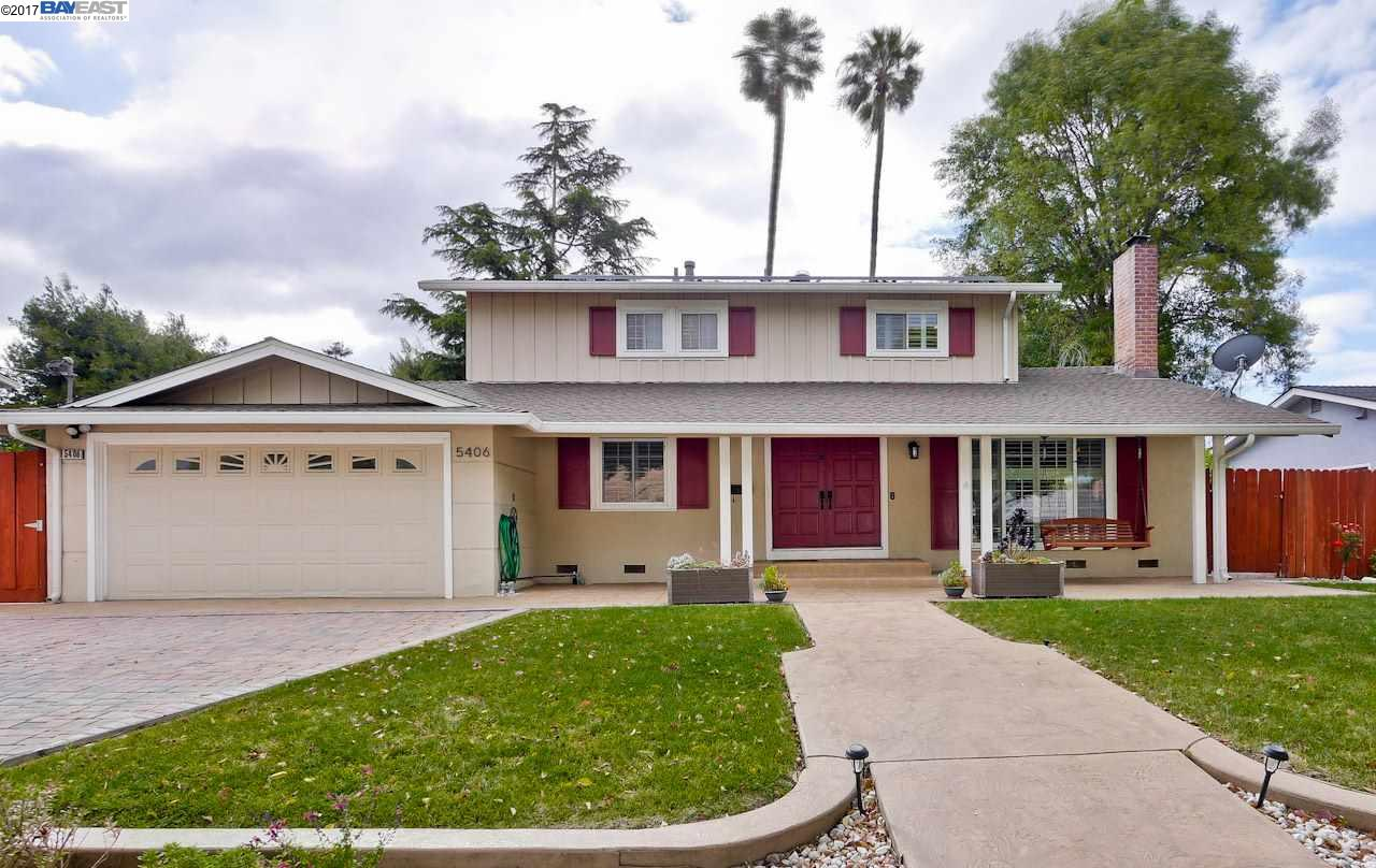 Single Family Home for Sale at 5406 Chapman Drive Newark, California 94560 United States