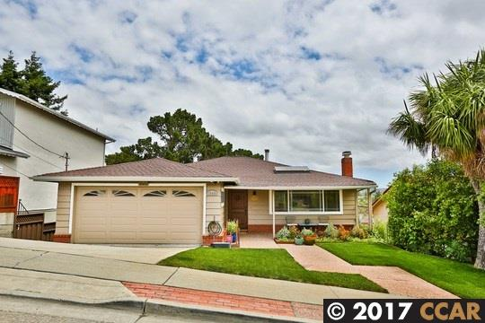 Single Family Home for Sale at 18458 Carlwyn Drive Castro Valley, California 94546 United States