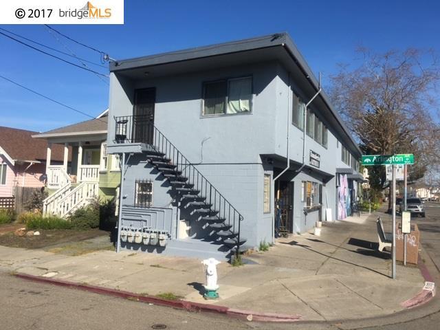 多戶家庭房屋 為 出售 在 5751 Market Street Oakland, 加利福尼亞州 94608 美國