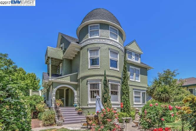 Многосемейный дом для того Продажа на 1501 Central Avenue Alameda, Калифорния 94501 Соединенные Штаты