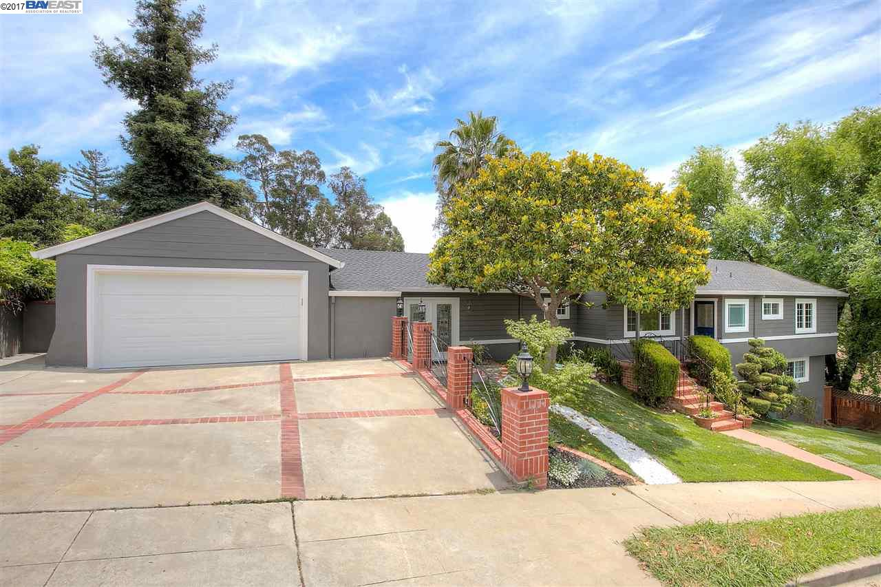Single Family Home for Sale at 5088 Elrod Drive Castro Valley, California 94546 United States