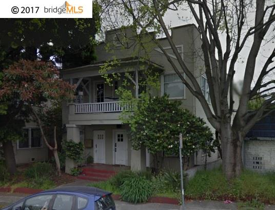 Multi-Family Home for Sale at 1089 Stanford Avenue Oakland, California 94608 United States