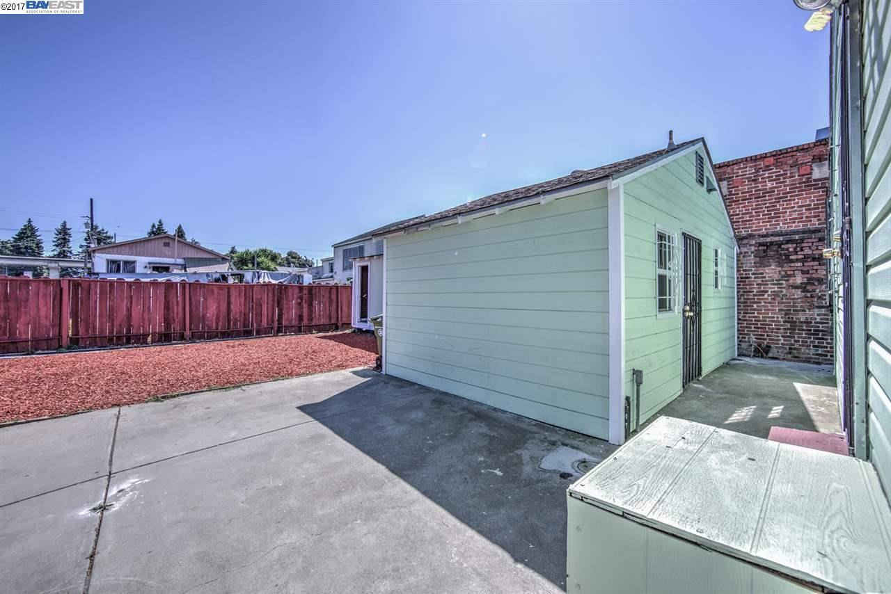 Additional photo for property listing at 804 Apple Street  Oakland, Kalifornien 94603 Vereinigte Staaten