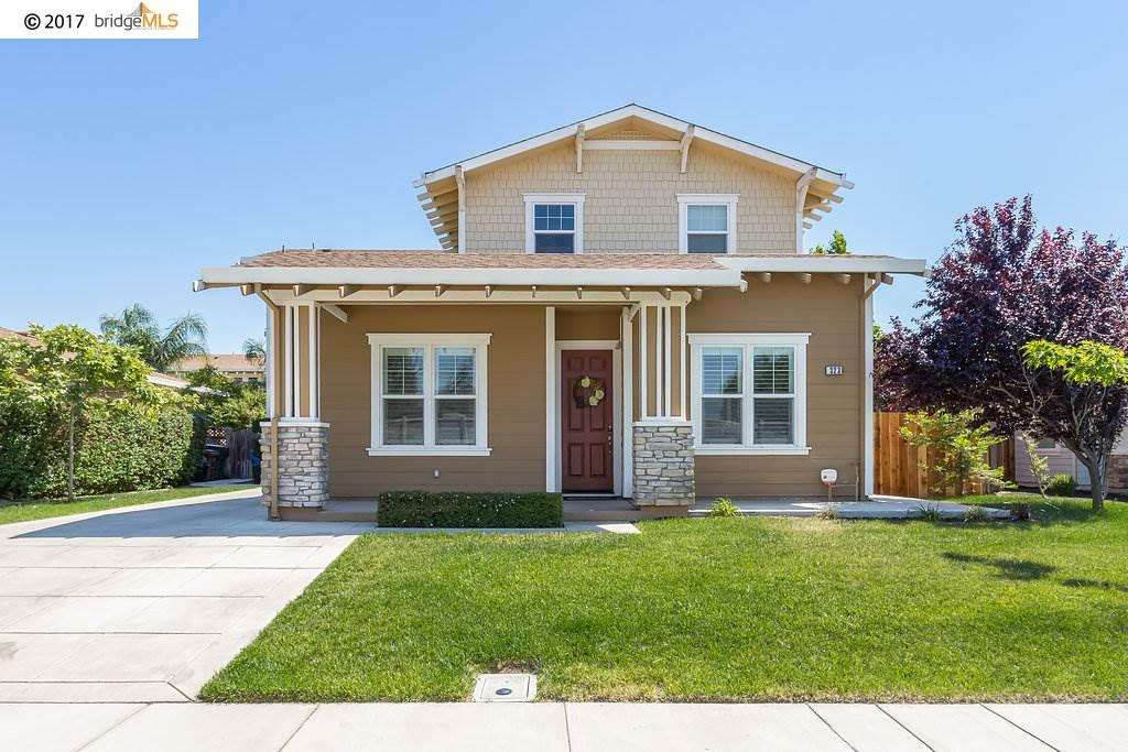 323 Clearwood Dr, OAKLEY, CA 94561