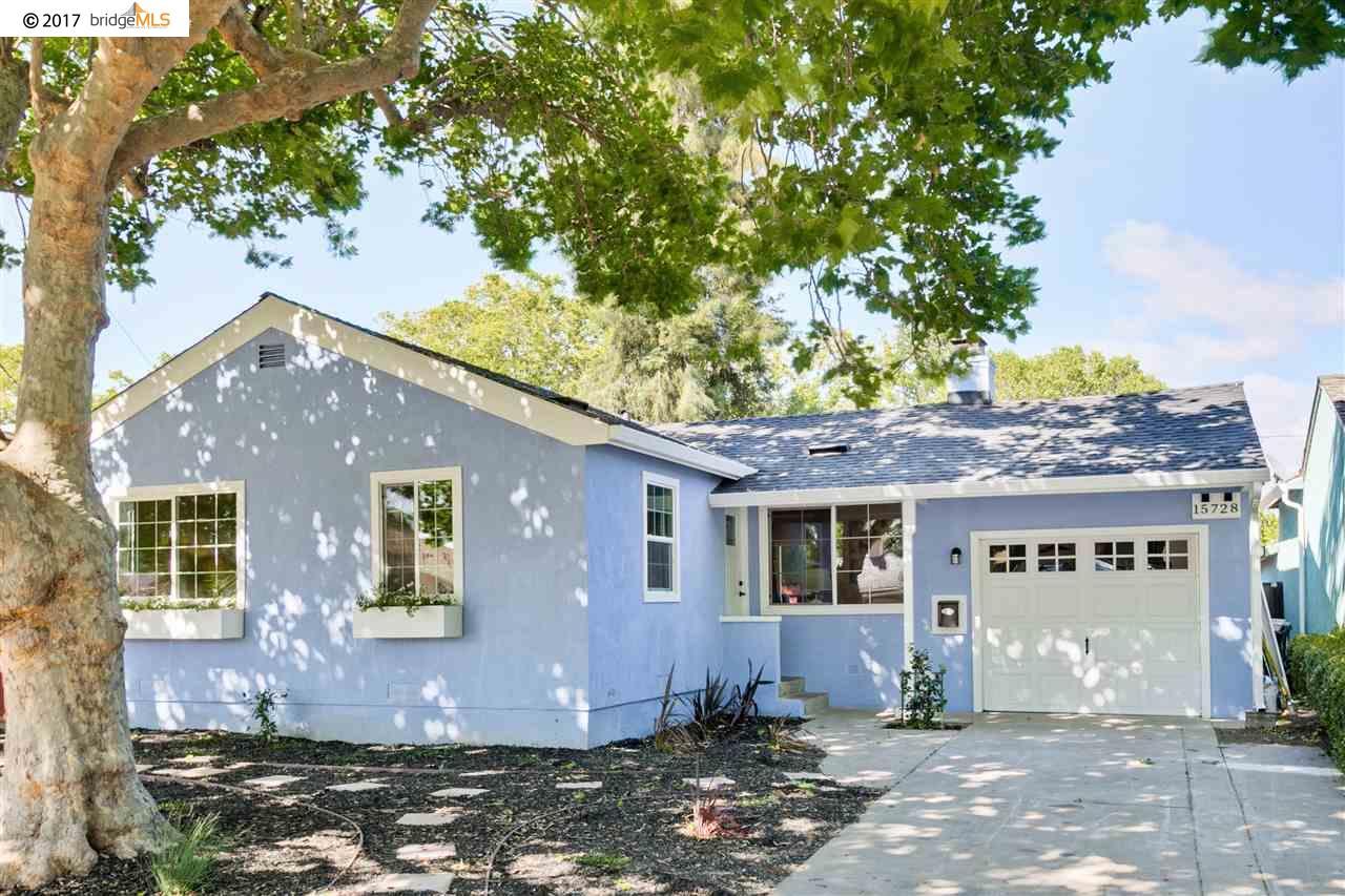واحد منزل الأسرة للـ Sale في 15728 Paseo Del Campo San Lorenzo, California 94580 United States