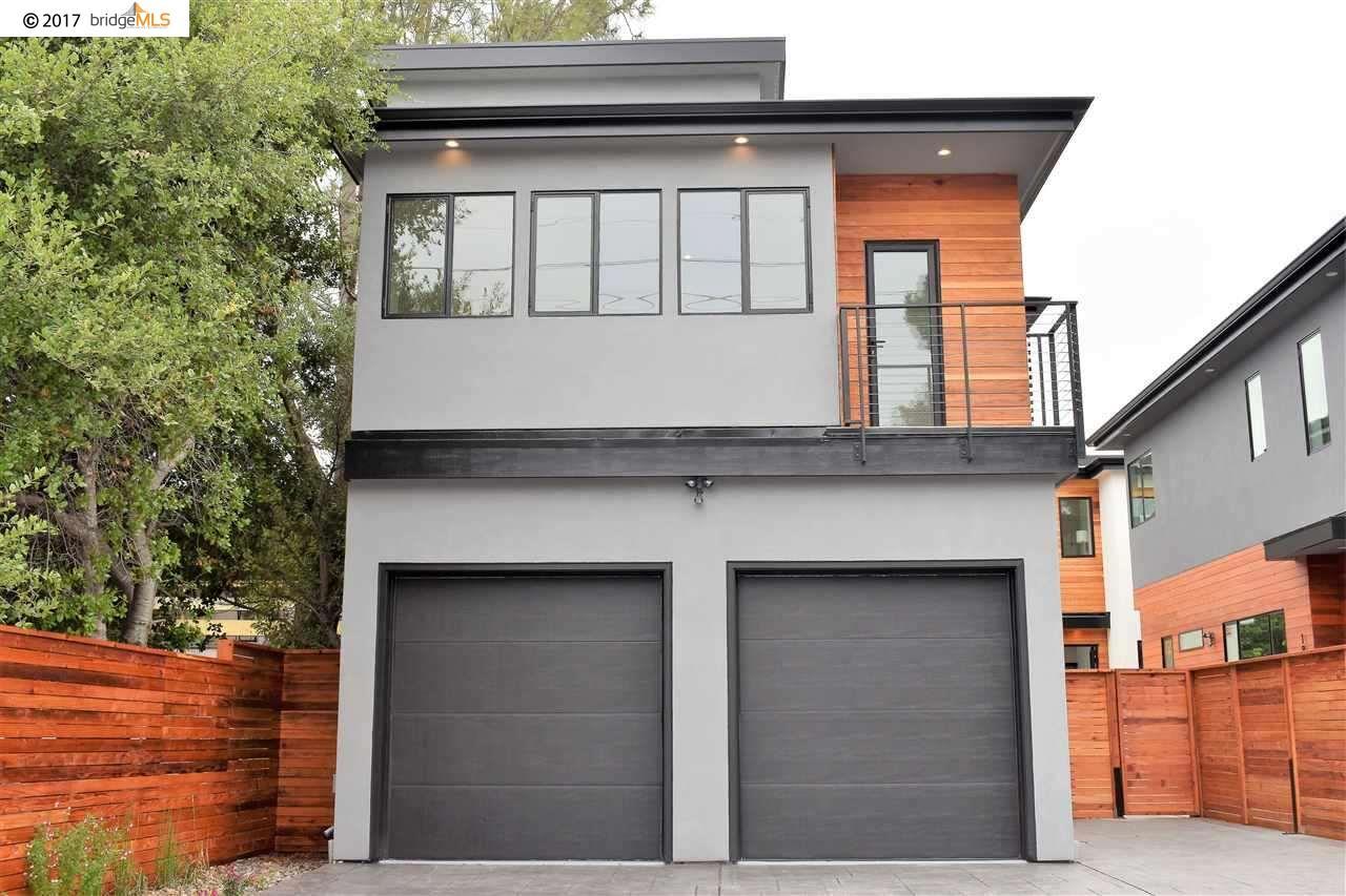 Einfamilienhaus für Verkauf beim 1817 Carleton Street Berkeley, Kalifornien 94703 Vereinigte Staaten