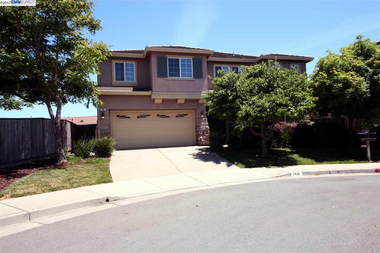 368 RED TAIL PL, RICHMOND, CA 94806