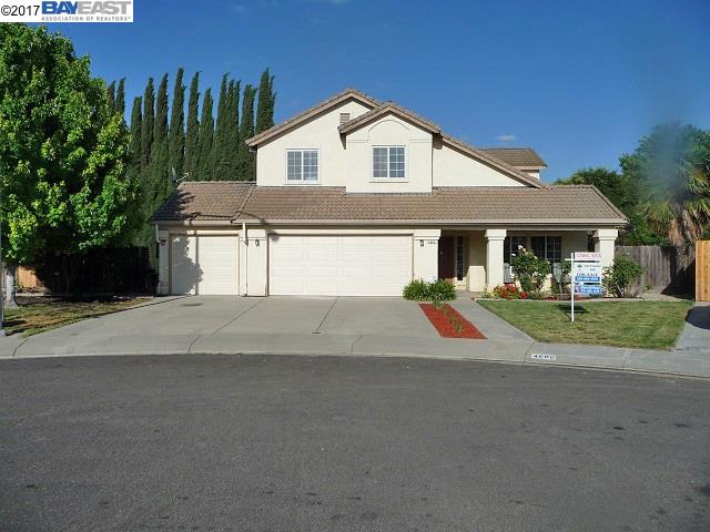 Single Family Home for Sale at 4600 SUGAR CREEK Court Modesto, California 95368 United States
