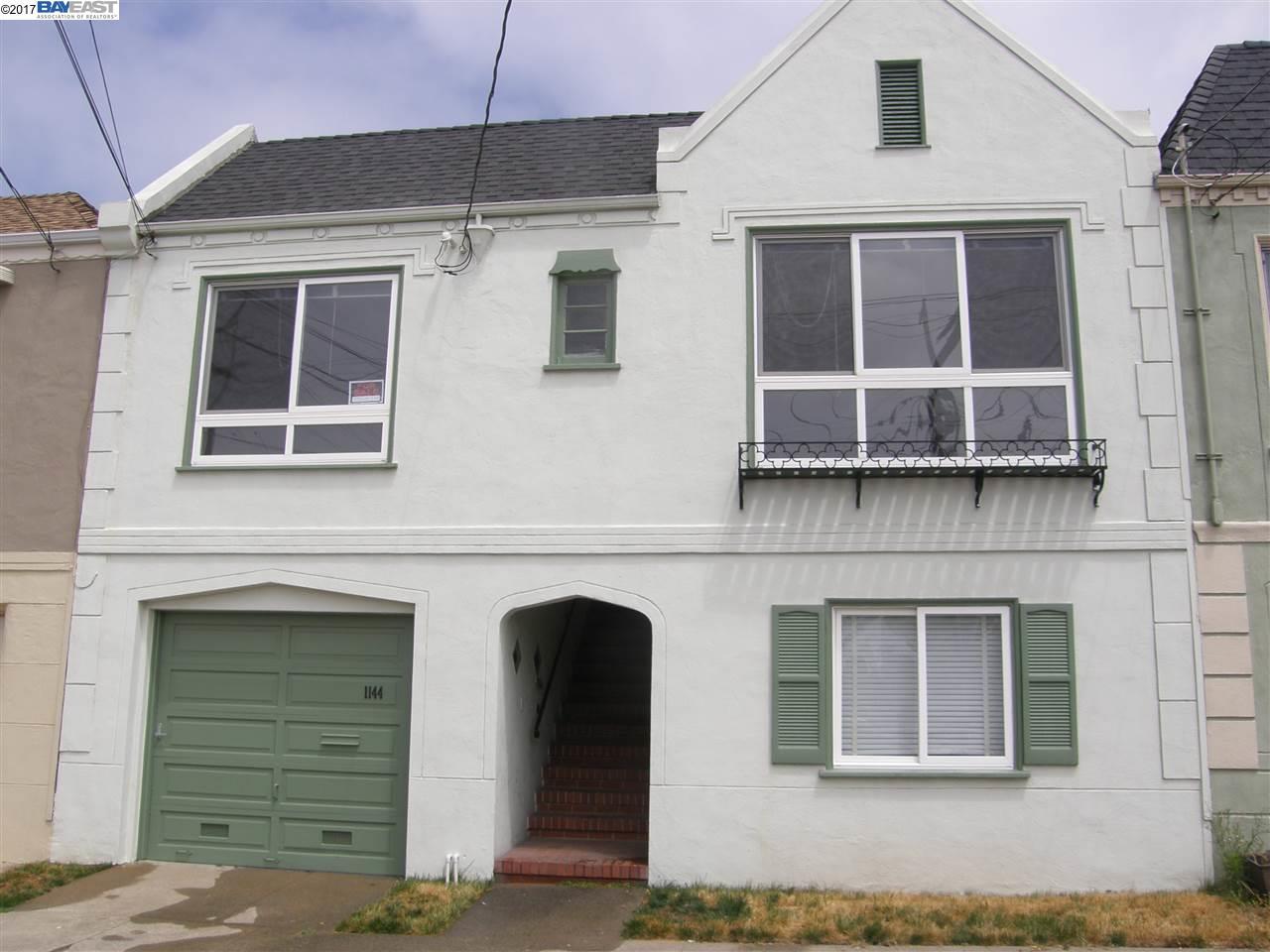 1144 Quintara Street, SAN FRANCISCO, CA 94116