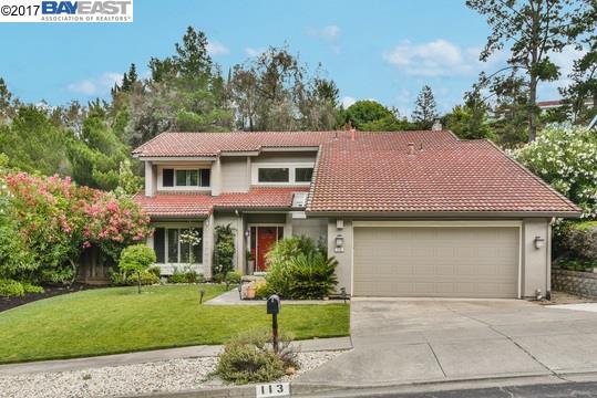 113 Macalvey Drive, MARTINEZ, CA 94553
