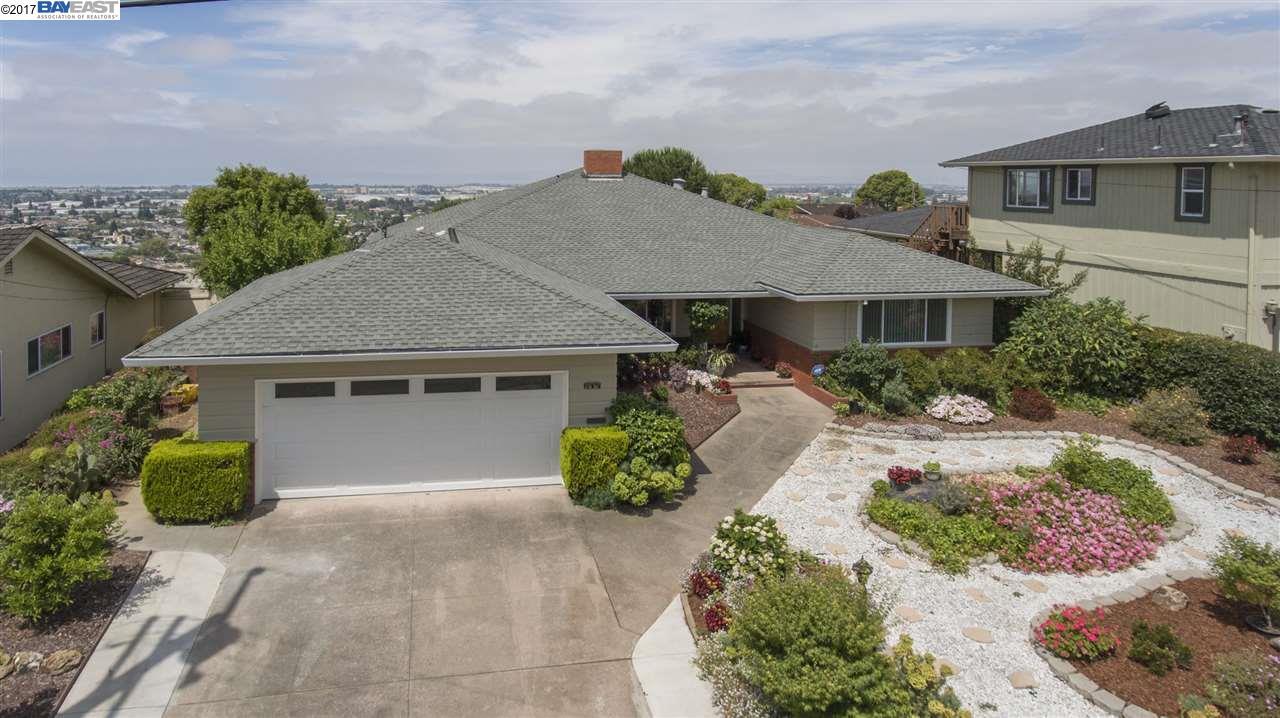 Single Family Home for Sale at 2657 Darius Way San Leandro, California 94577 United States