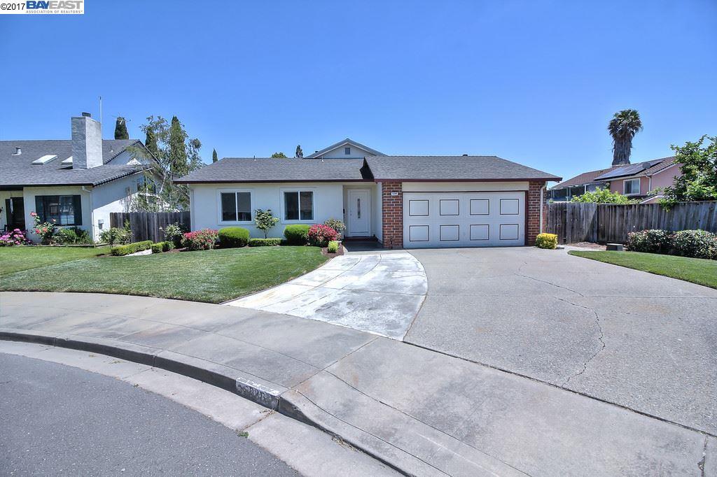 獨棟家庭住宅 為 出售 在 5286 Somerset Place Newark, 加利福尼亞州 94560 美國