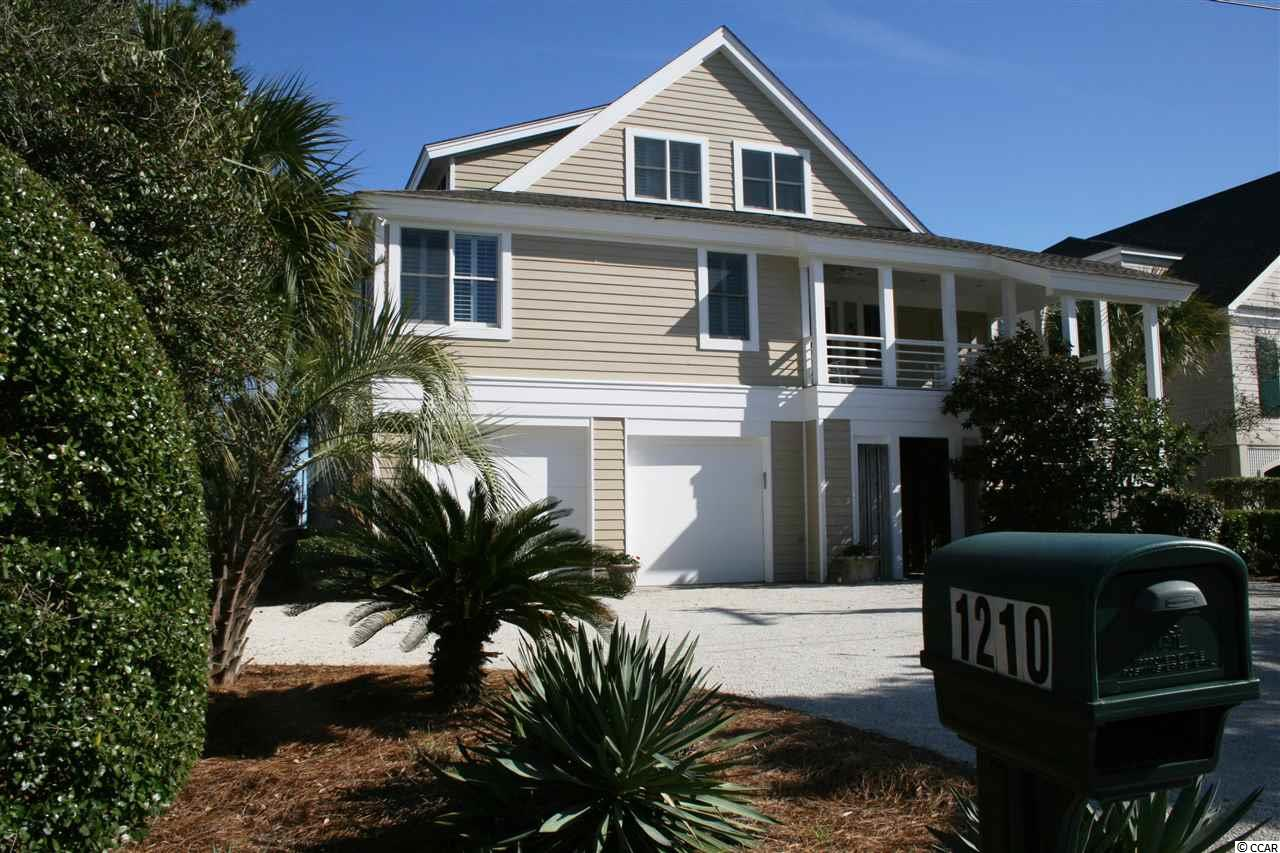 Single Family Home for Sale at 1210 Parker Drive Pawleys Island, South Carolina 29585 United States