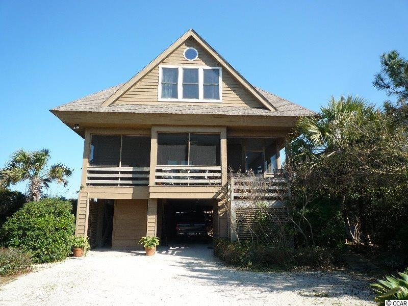 Single Family Home for Sale at 807 Norris Drive Pawleys Island, South Carolina 29585 United States
