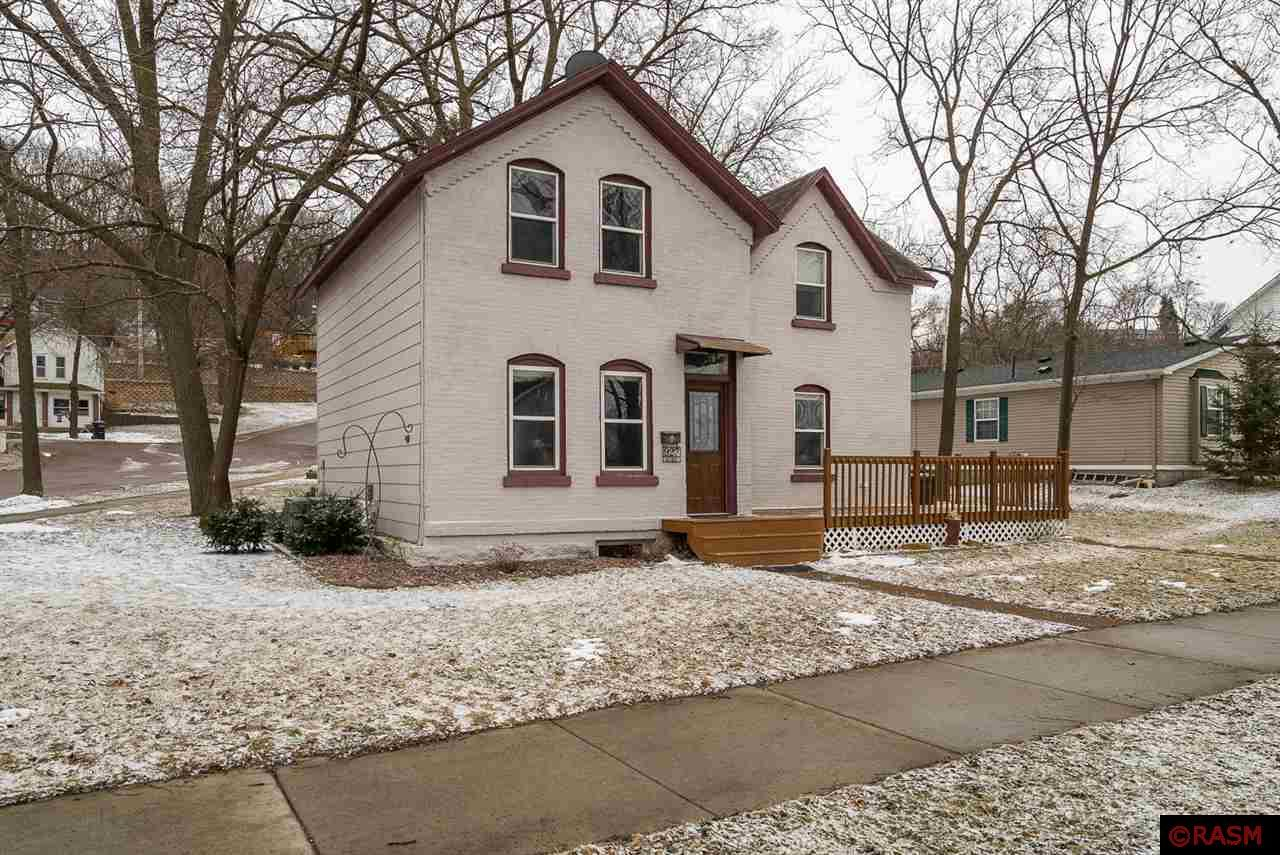 Come check out this beautifully updated 3 bedroom, 2 bathroom home on a corner lot with mature trees.  This home also boasts updated appliances, wood flooring, heated master bath with walk-in closet, main floor laundry, spacious bedrooms and outdoor deck and porch. New furnace and central air in October 2015.  This one is definitely not a drive by!