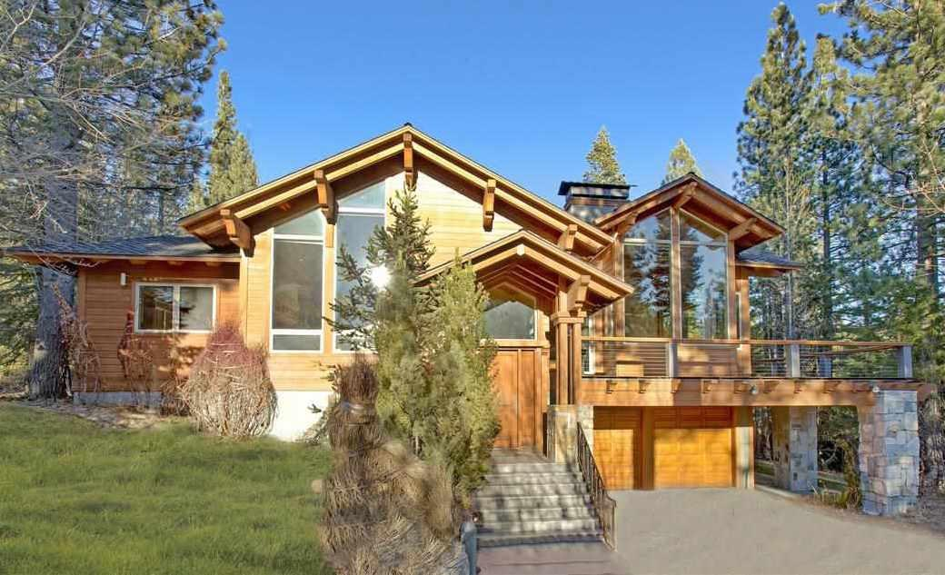 Single Family Home for Active at 108 Hidden Lake Loop Olympic Valley, California 96146 United States