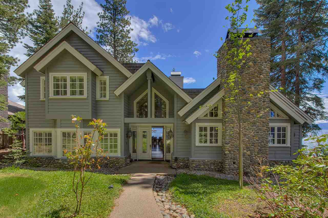 Single Family Home for Active at 4410 North Lake Boulevard Tahoe City, California 96140 United States