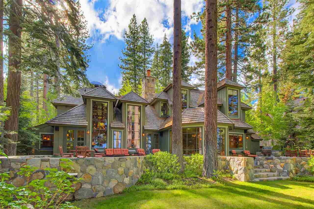 Single Family Home for Active at 2600 West Lake Boulevard Tahoe City, California 96145 United States