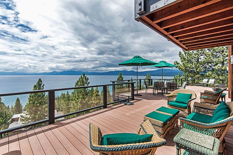 Single Family Home for Active at 15 Edgecliff Court Tahoe City, California 96145 United States