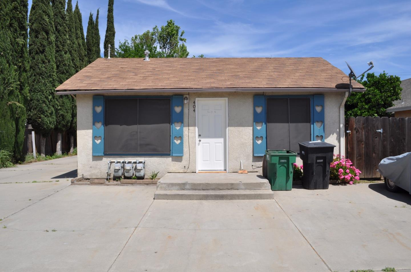 Multi-Family Home for Sale at 404 F Street Waterford, California 95386 United States