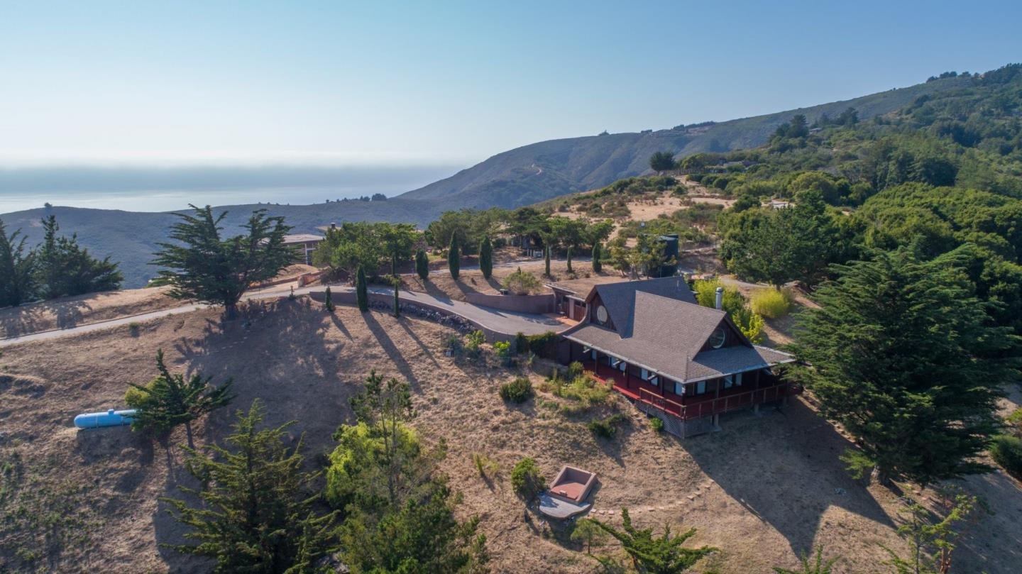 Casa Unifamiliar por un Venta en 46977 Clear Ridge Road Big Sur, California 93920 Estados Unidos