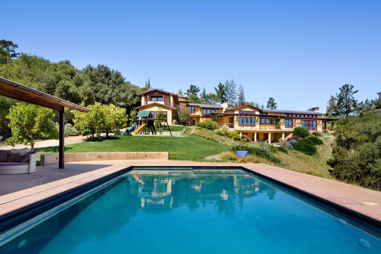 獨棟家庭住宅 為 出售 在 150 Alamos Road Portola Valley, 加利福尼亞州 94028 美國