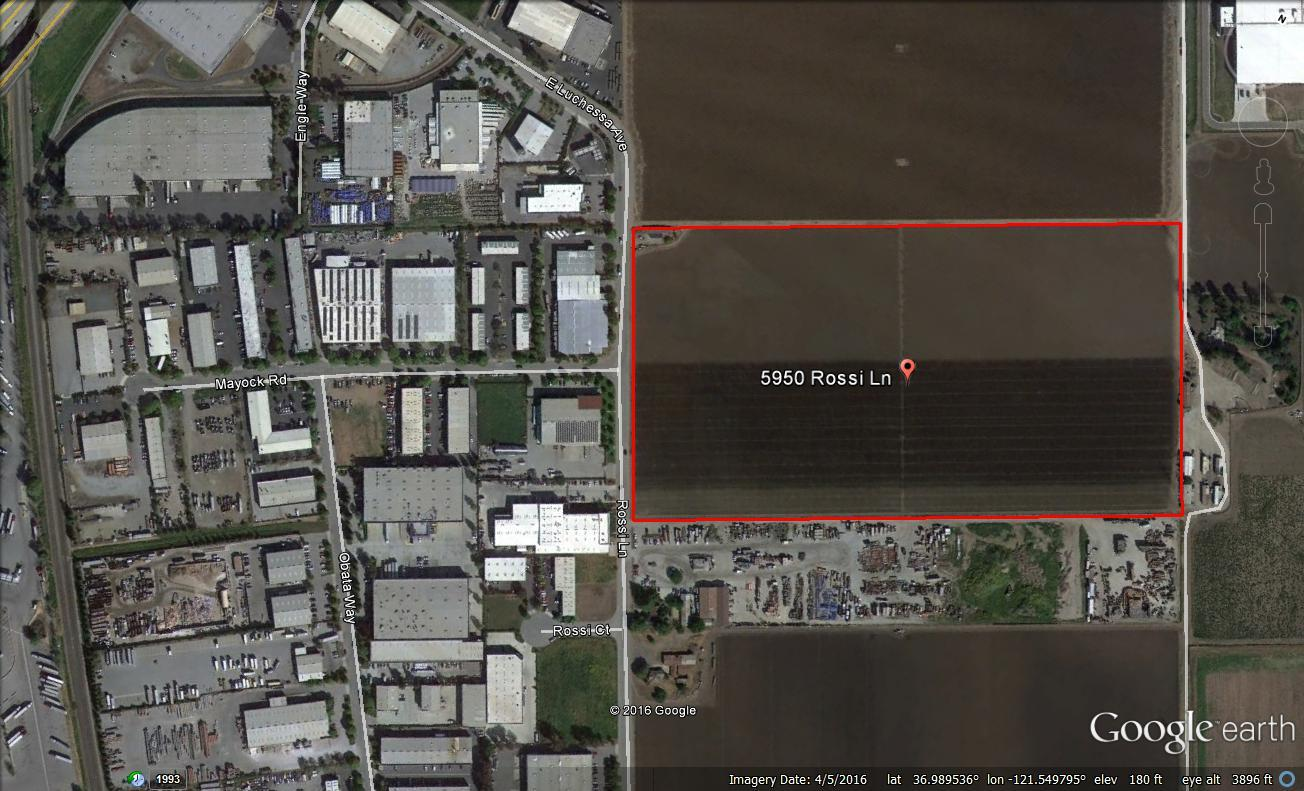 Land for Sale at 5950 Rossi Lane Gilroy, California 95020 United States