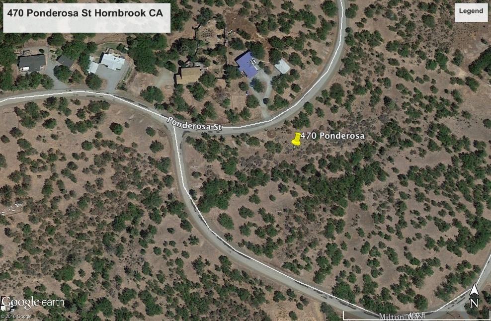 土地 為 出售 在 470 Ponderosa Hornbrook, 加利福尼亞州 96044 美國