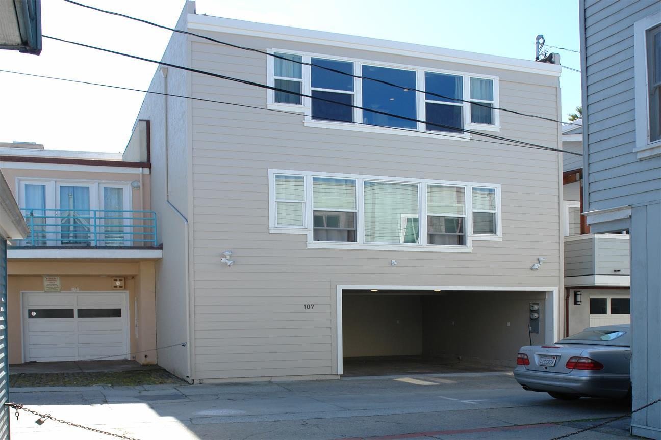 Mehrfamilienhaus für Verkauf beim 107 Park Place Capitola, Kalifornien 95010 Vereinigte Staaten
