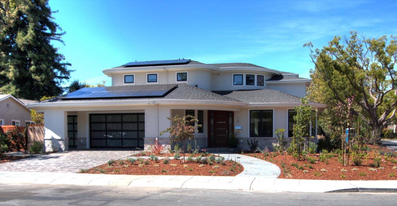 واحد منزل الأسرة للـ Sale في 789 Northampton Drive Palo Alto, California 94303 United States