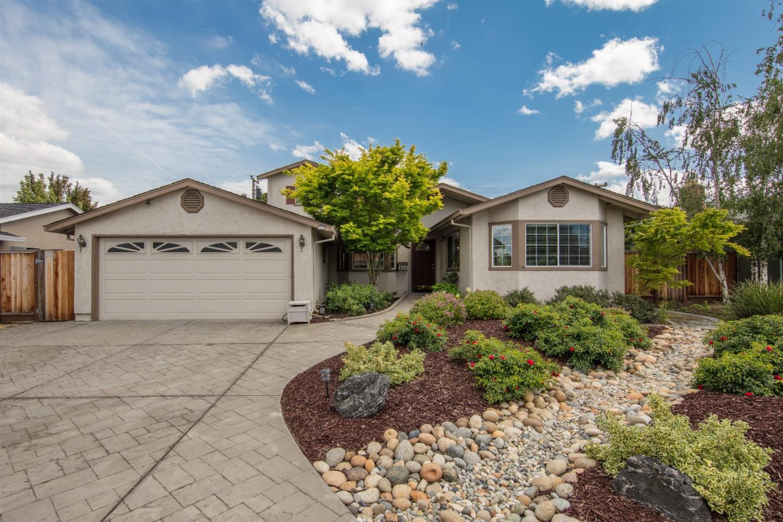 1686 Ebbetts Drive, CAMPBELL, CA 95008