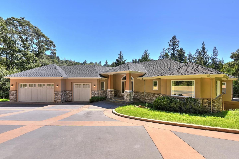 337 Thin Edge Road, SANTA CRUZ, CA 95065