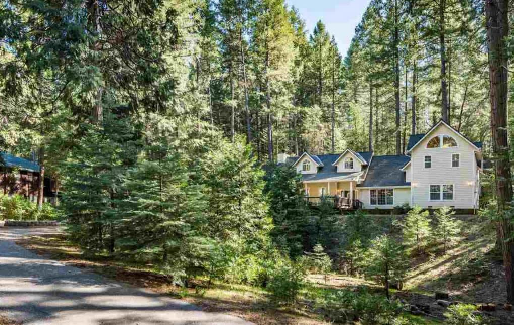 Single Family Home for Sale at 13675 N Bloomfield Road Nevada City, California 95959 United States