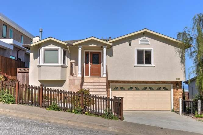 1006 Crestview Drive, MILLBRAE, CA 94030