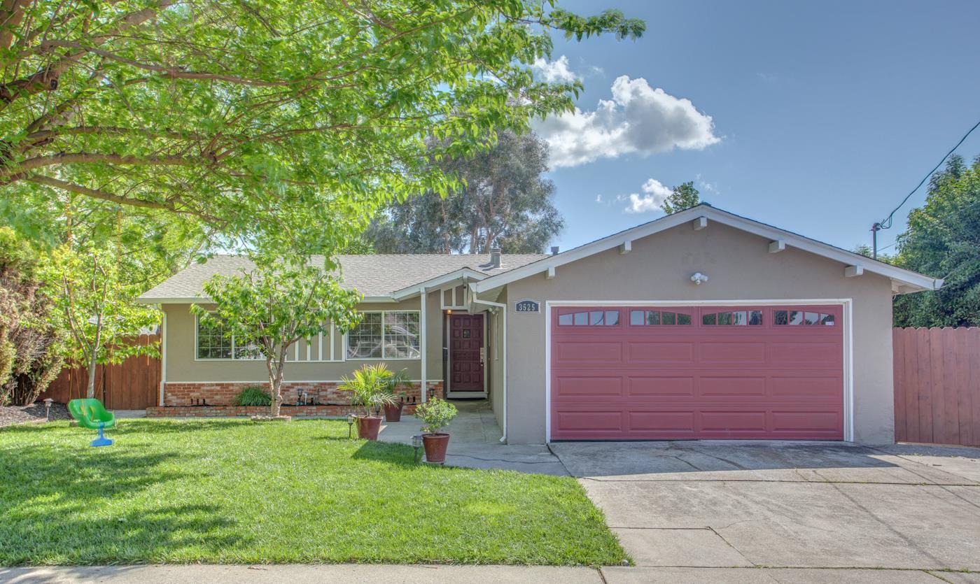 3525 Esperanza Drive, CONCORD, CA 94519