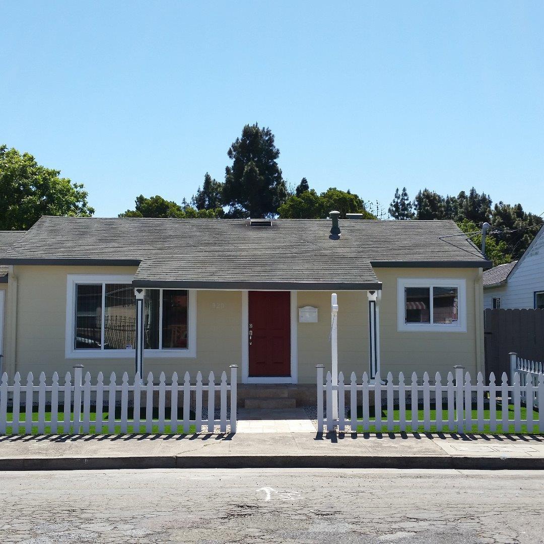 920 S 46th Street, RICHMOND, CA 94804