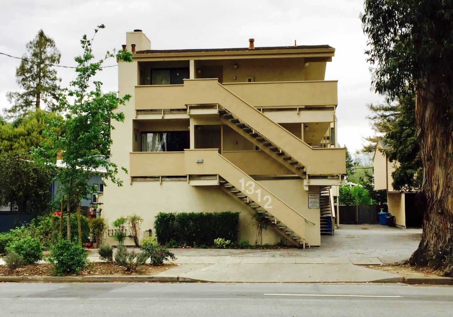Multi-Family Home for Sale at 1312 El Camino Real Burlingame, California 94010 United States