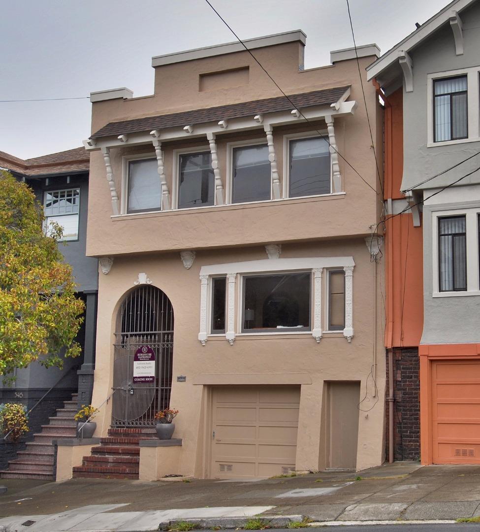 550 12th Avenue, SAN FRANCISCO, CA 94118