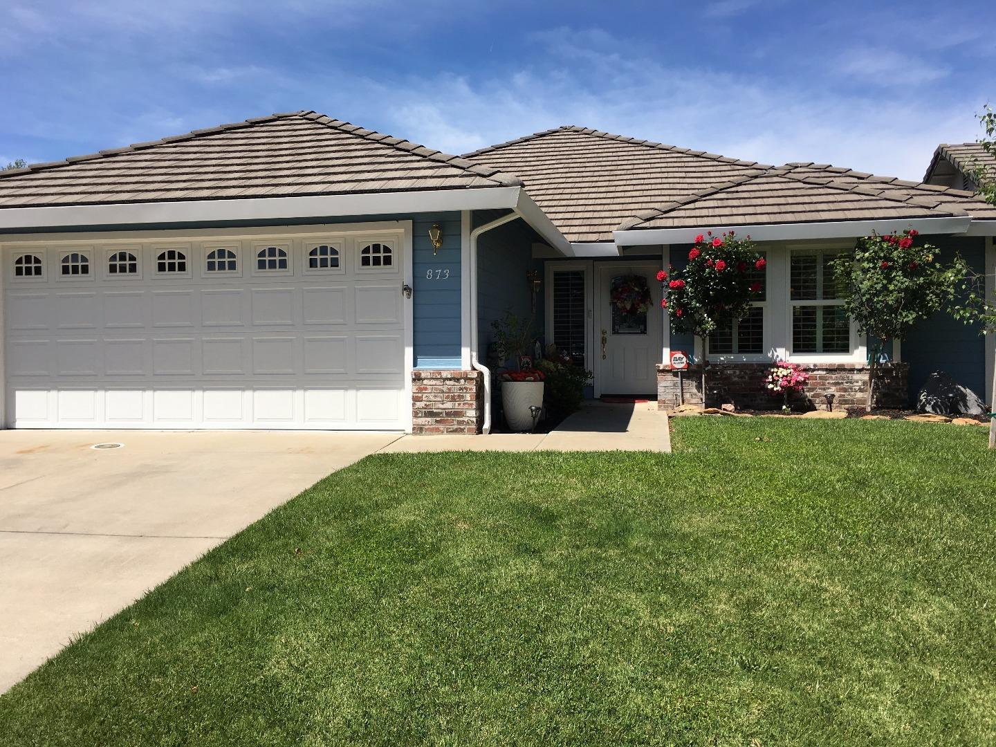 Single Family Home for Sale at 873 Cedar Canyon Circle Galt, California 95632 United States