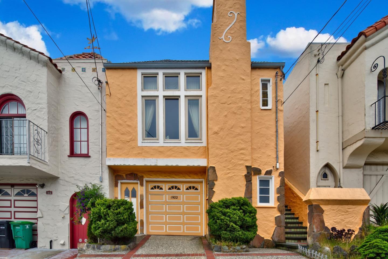 1922 18th Avenue, SAN FRANCISCO, CA 94116