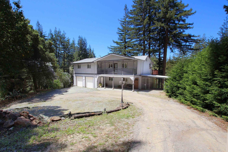 375 Midway Ranch Road, BOULDER CREEK, CA 95006