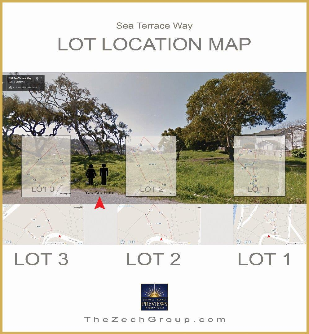 Additional photo for property listing at Lot 1 Sea Terrace Way  Aptos, Kalifornien 95003 Vereinigte Staaten
