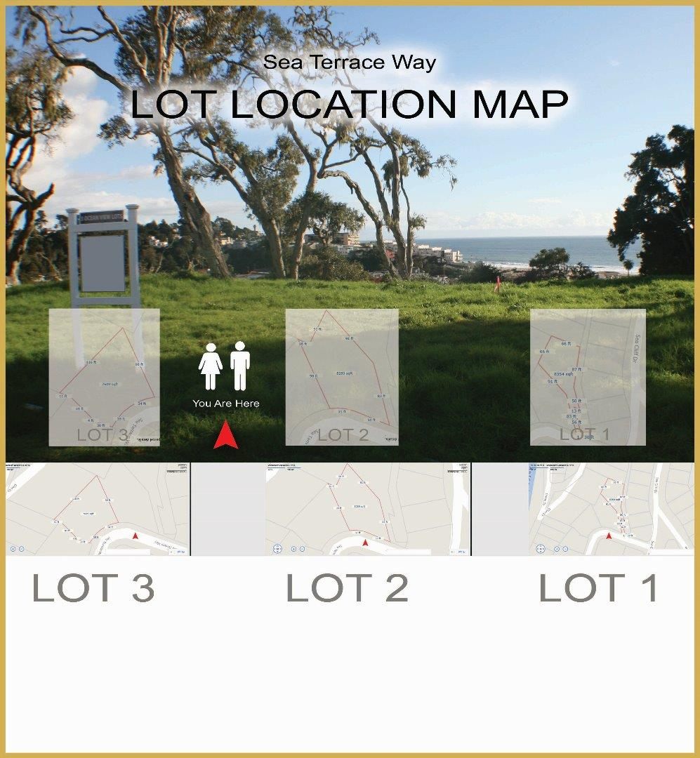 Additional photo for property listing at Lot 3 Sea Terrace Way  Aptos, カリフォルニア 95003 アメリカ合衆国