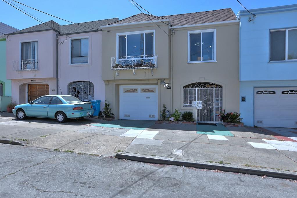 1307 38th Avenue, SAN FRANCISCO, CA 94122