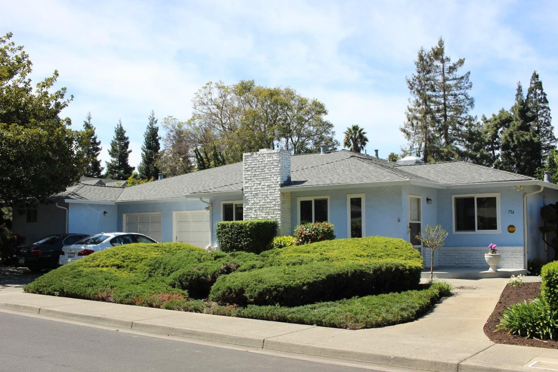 736 Muir Drive, MOUNTAIN VIEW, CA 94041