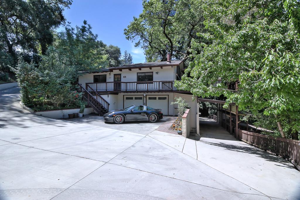 Single Family Home for Sale at 8683 Glen Arbor Road Ben Lomond, California 95005 United States