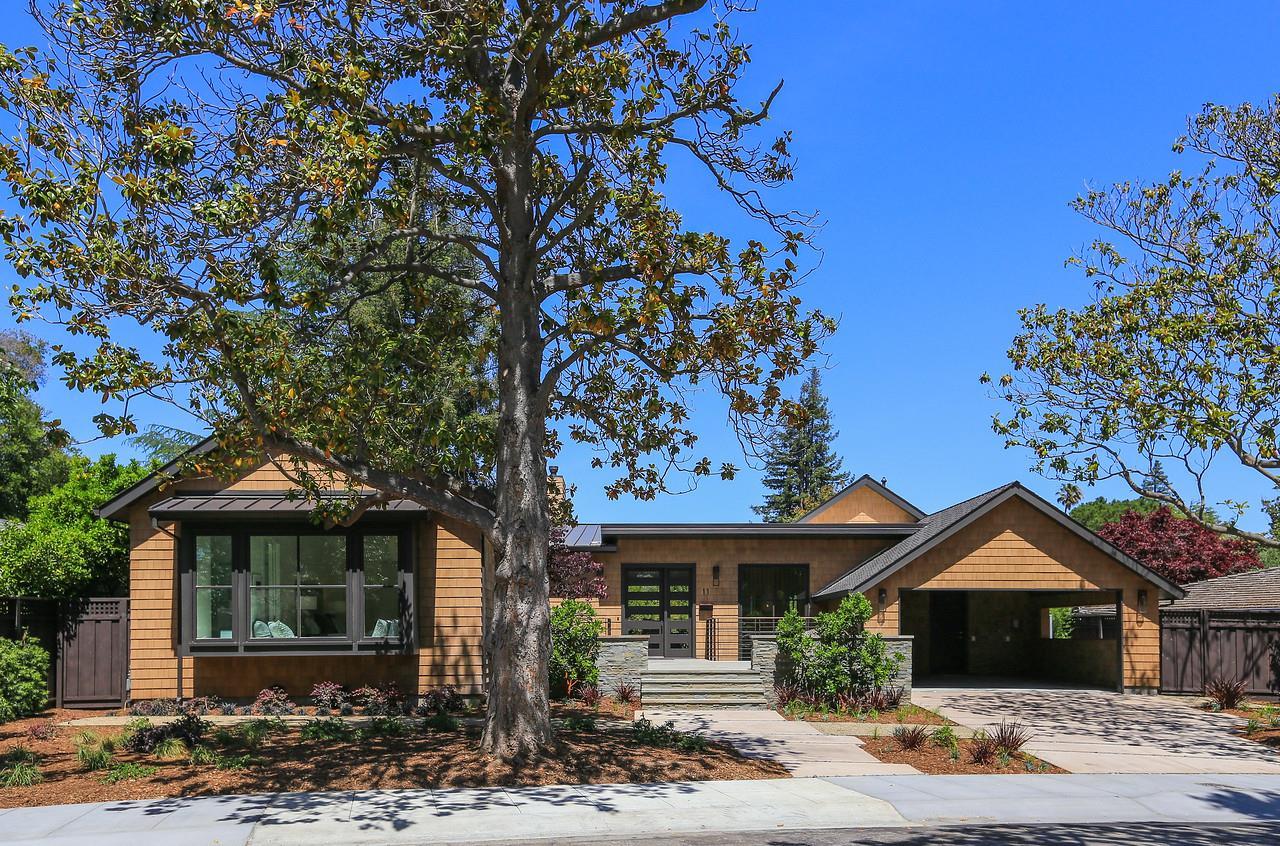 واحد منزل الأسرة للـ Sale في 11 Phillips Road Palo Alto, California 94303 United States
